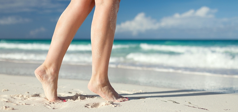 The Secret to Maintaining Smooth Legs While You Travel