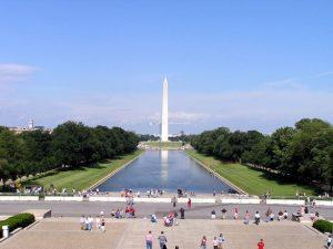 Washington D.C monument